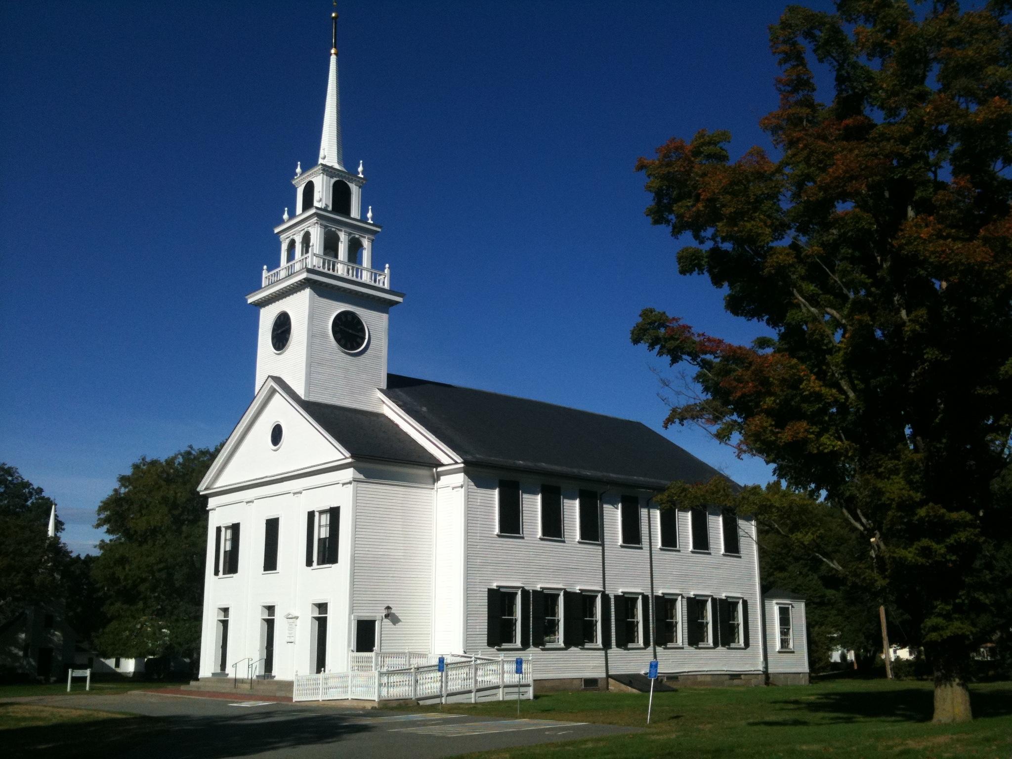 Rentals First Parish Milton Unitarian Universalist